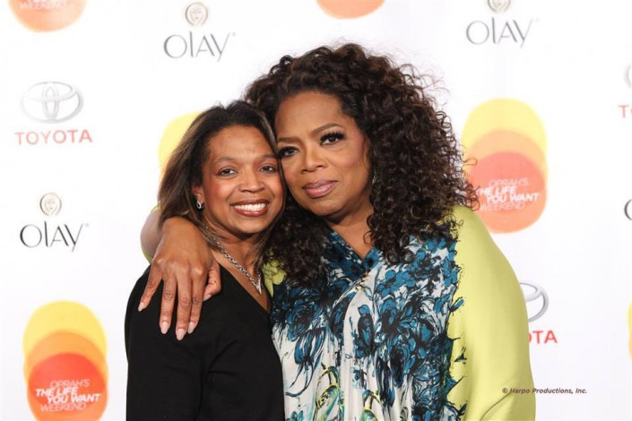 Michelle Thompson Oprah Winfrey